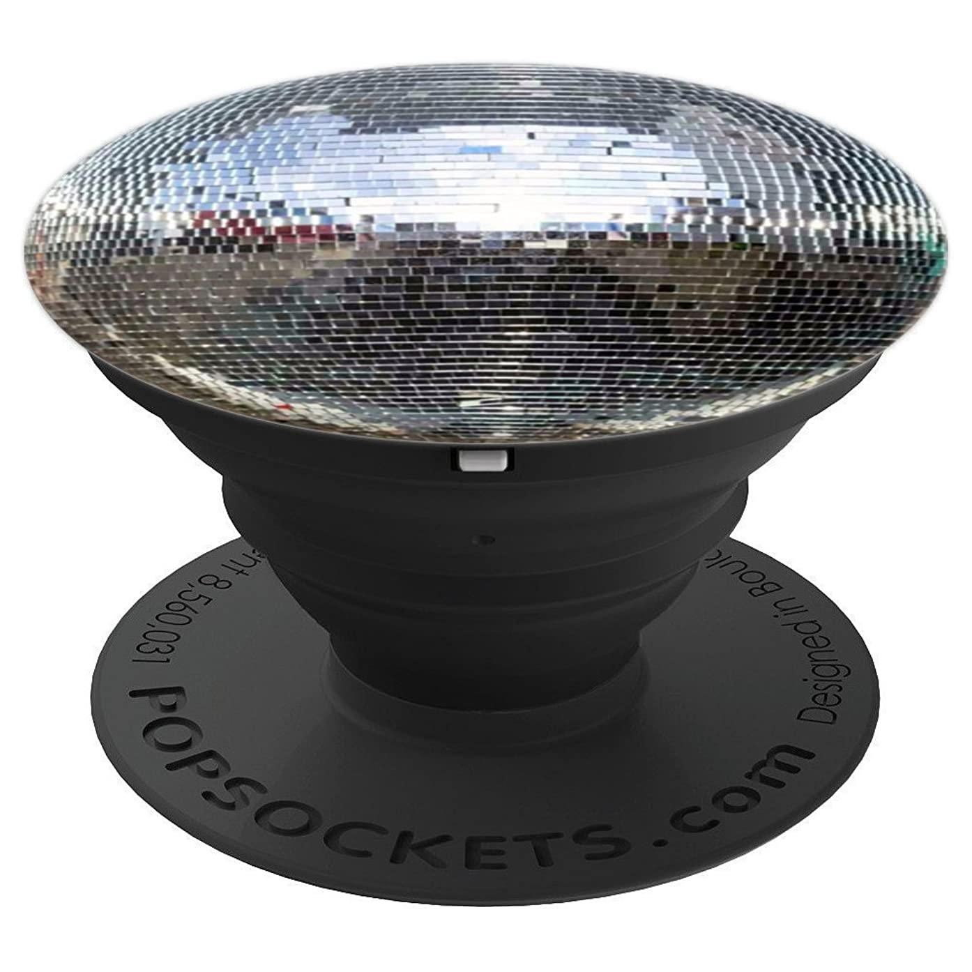 Girls Disco Ball 70s Spectacular - PopSockets Grip and Stand for Phones and Tablets