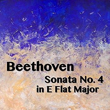Beethoven Sonata No. 4 in E Flat Major