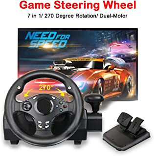 driving games with steering wheel for android