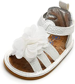 New Infant Baby Girl/'s Rhinestone Straps Sandals Size 2-7
