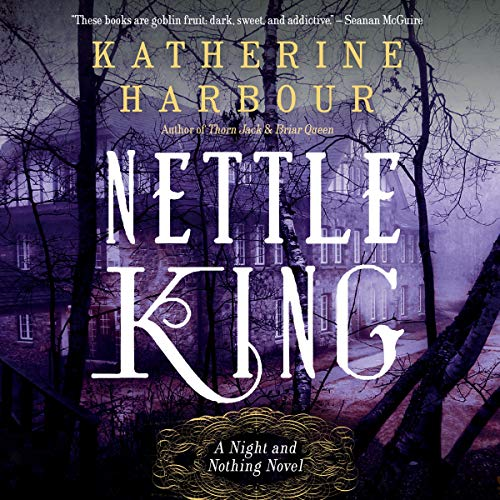 Nettle King  By  cover art
