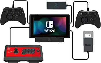 HORI Multiport USB Stand for Nintendo Switch