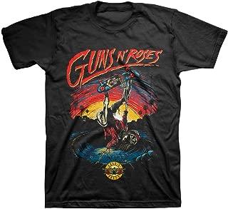 Guns N' Roses - GNR Scrapin' Skate - Adult T-Shirt