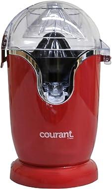Courant Hands-free Citrus Juicer, Third Generation Automatic Citrus Juicer, Maximum Juice, Dishwasher Safe parts, Electronic