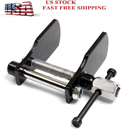 Alician Car Ratchet Brake Piston Caliper Spreader Tool Brake Caliper Press Twin Quad Separator Pad