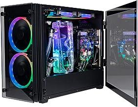 CUK Stratos Mini Monoblock Open Loop Gaming PC (Intel Core i9 K-Series, 64GB RAM, 2TB NVMe SSD + 2TB HDD, NVIDIA GeForce R...