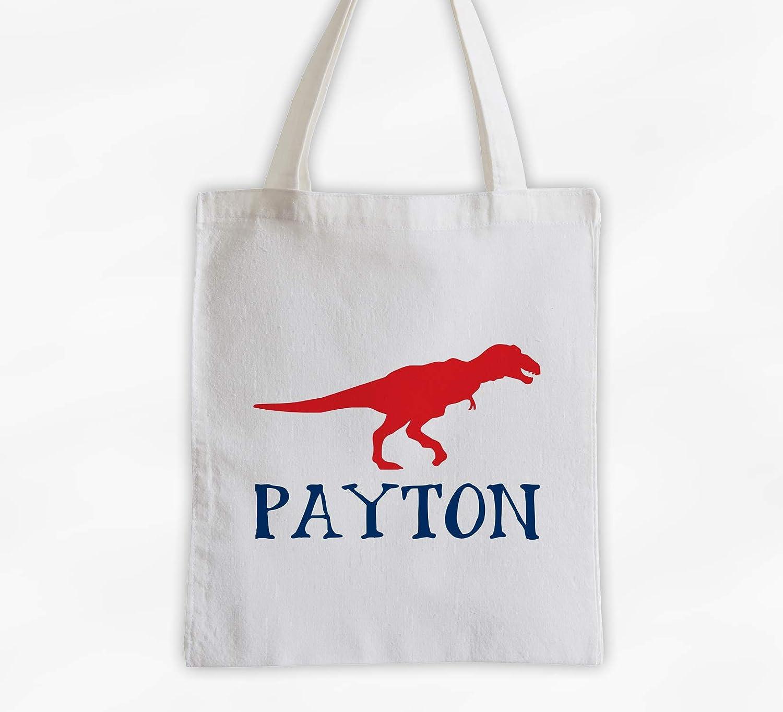 Tyrannosaurus 2021 autumn and winter new Kids Tote Bag - Albuquerque Mall Dinosaur T Personalized Rex Cotton