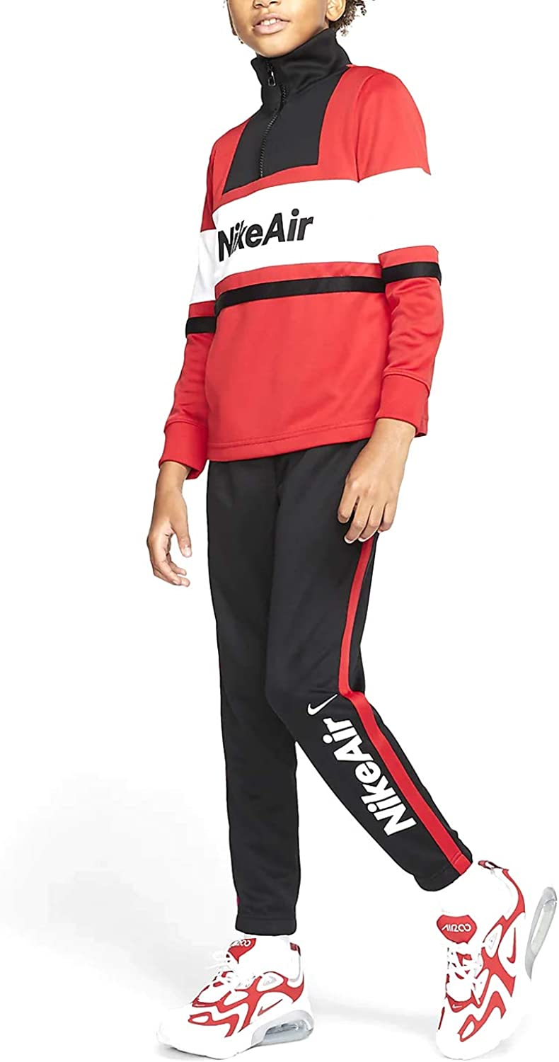 Nike Air Suit J Red Jumpsuit for Kids CJ7859-657 <br />