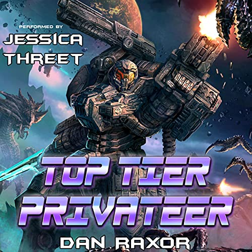 Top Tier Privateer cover art