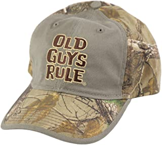 Dad Hat, Baseball Cap for Men| Hunting - Bucks, Trucks & Ducks for Husband, Grandfather | Camo