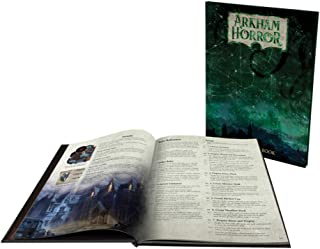 Arkham Horror - 3rd Edition - Deluxe Rulebook