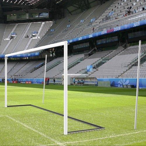 hochklappb arer Telaio inferiore con playersprotect per ragazzi di calcio Tore 1,00m