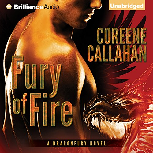 Fury of Fire audiobook cover art