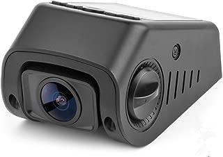 i-Tentek B40 A118C Capacitor Version Stealth Dash Cam - 170° Super Wide Angle 6G Lens - High Heat Resistant - Full HD 1080P Car DVR with G-Sensor WDR Night Vision Motion Detection