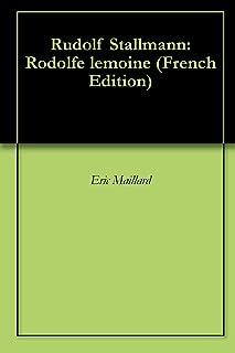 Rudolf Stallmann: Rodolfe lemoine (French Edition)