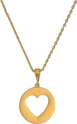 Symbols Heart Mini Pendant