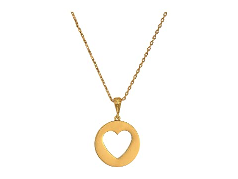 Kate Spade New York Symbols Heart Mini Pendant