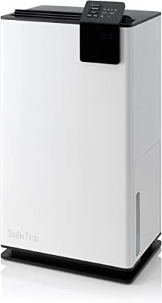 STADLERFORM Albert Little Dehumidifier,10 升,184 W,白色带黑色上衣
