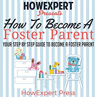 How to Become a Foster Parent audiobook cover art