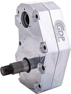 "SuperATV 6"" Portal Gear Lift for Polaris Ranger XP 1000 (2018+) - Billet Aluminum - 45% Gear Reduction - NO Frame Stiffener"