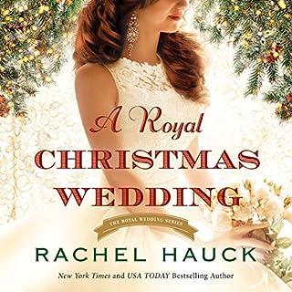 A Royal Christmas Wedding audiobook cover art
