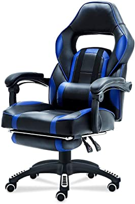 amazon com office chair desk ergonomic chair pc gaming chair rh amazon com
