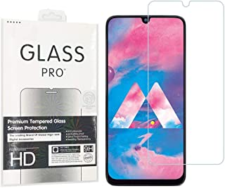 For Samsung Galaxy M30 Tempered Glass Screen Protector 9H Ultra Thin Shatter-Proof For Samsung Galaxy M30 Galaxy A20 Galax...