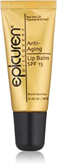Epicuren Discovery Anti-aging Lip Balm SPF 15 Tea Tree