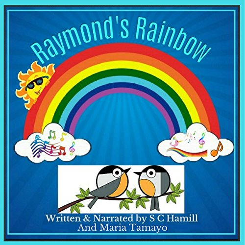 Raymond's Rainbow audiobook cover art