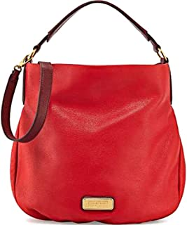 New Q Hillier Hobo,Rosey Red Multi