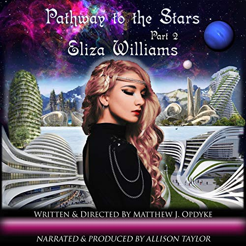 Eliza Williams audiobook cover art