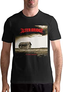 Camiseta de manga corta Adulto Alter Bridge Fortress para hombre