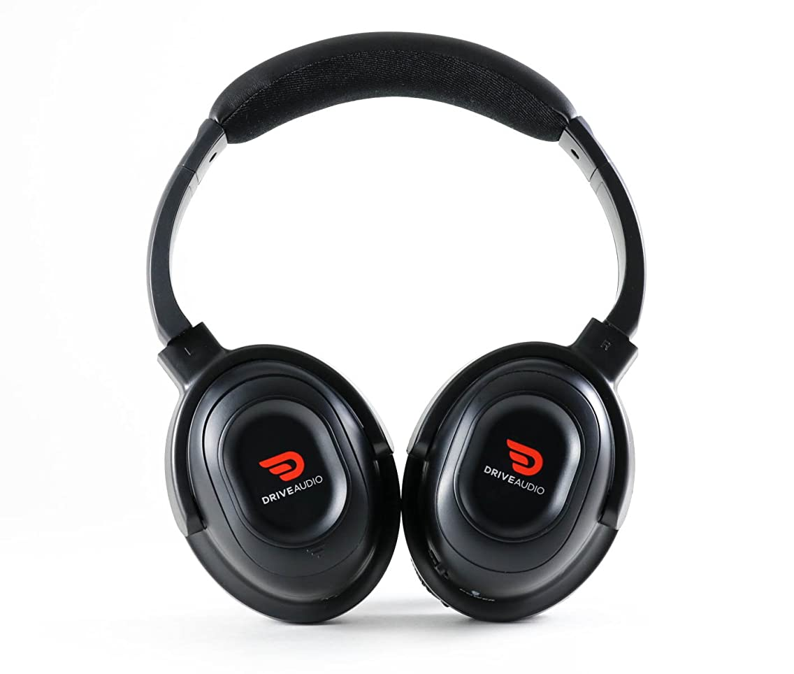 Premium Headphones for Nissan & Infiniti by DriveAudio - Pack of 2 Headsets