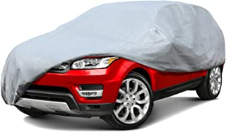Leader Accessories Xtreme Guard 5 Layers SUV Car Cover Waterproof Breathable Outdoor Indoor (SUV up to 20'0