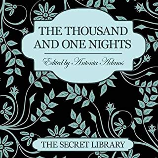 The Thousand and One Nights cover art