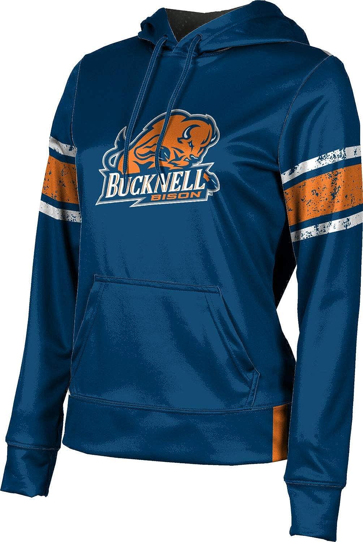ProSphere Bucknell University Girls' Pullover Hoodie, School Spirit Sweatshirt (End Zone)