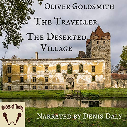 The Traveller and the Deserted Village cover art