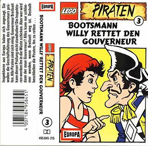 LEGO Piraten - #3 - Bootsmann Willy rettet den Gouverneur