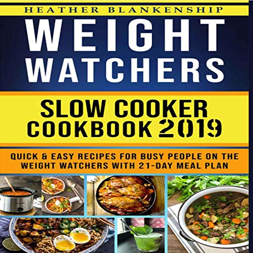 Bargain Audio Book - Weight Watchers Slow Cooker