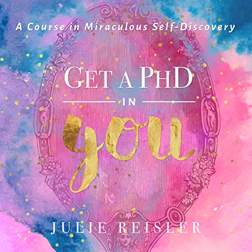 Get a PhD in YOU audiobook cover art