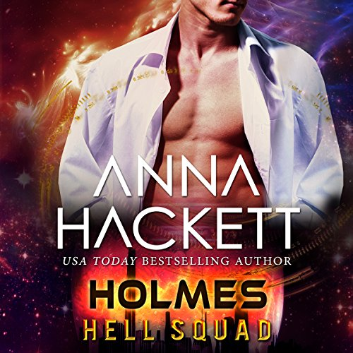 Holmes Audiobook By Anna Hackett cover art