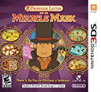Professor Layton & the Miracle Mask-Nla