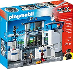 Toys-That-Start-with-P-PLAYMOBIL-Police-Headquarters