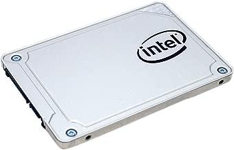 Intel SSD 256GB 2.5in SSDSC2KW256G8X1 SATA 6Gb/s 3D2 TLC 545s Series for Laptop Desktop Workstation Dell HP Lenovo Acer Asus