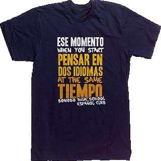 Akita Global Spanish Dream Spanish Club T Shirt Tee Design