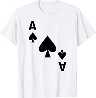 Card Game Card Ace Of Spades tshirt Cards T-Shirt