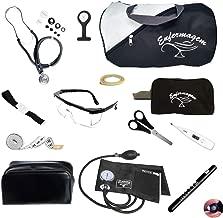 kit de enfermagem completo com medidor de pressão Premium (