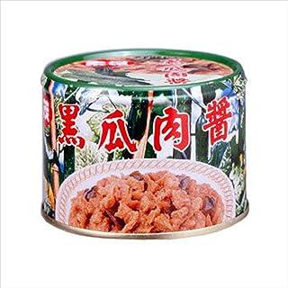 《大茂》 黒瓜素肉醤(180g/缶)(煮込み大豆グルテンミート缶詰)-ベジタリアン用- ×3個《台湾 お土産》 [並行輸入品]