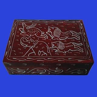 صندوق حلى رقيق لخواتم القرط 10