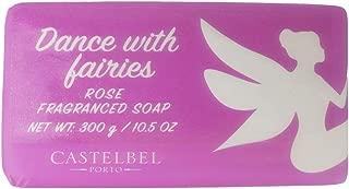 Castelbel Porto 10.5oz Fragranced Luxury Bath Bar Soap (Rose)